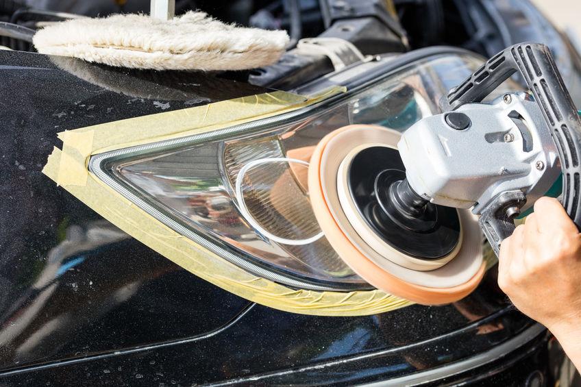 Autópolírozás, fényszóró polírozás - Nem kell nyárig várni vele!