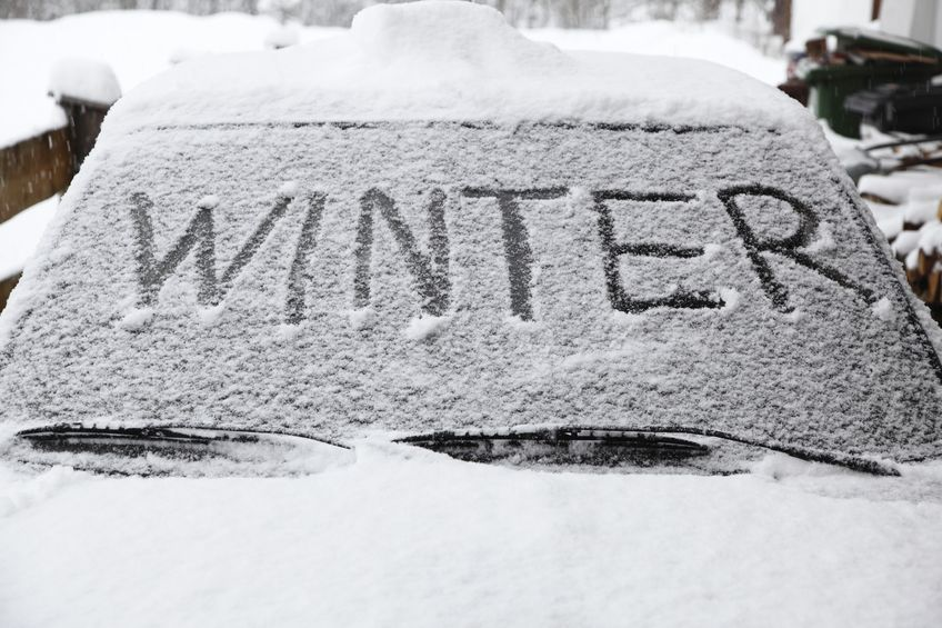 Az autókozmetika télen sem maradhat ki!